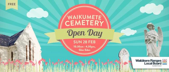 Waikumete Cemetery Open Day