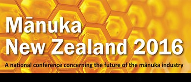 Manuka New Zealand 2016: SOLD OUT