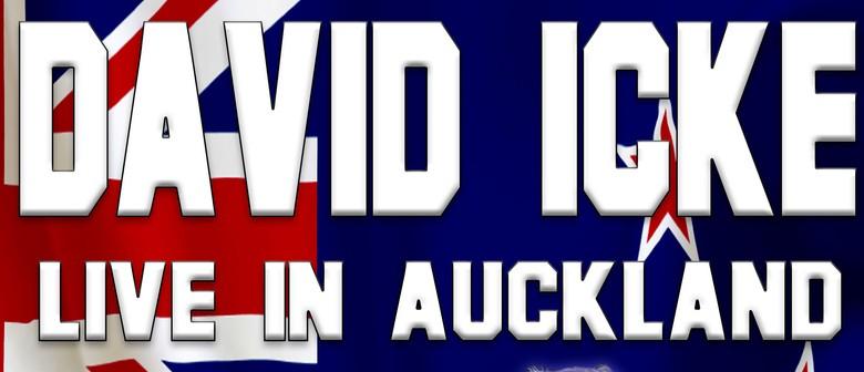 "David Icke's ""WorldWide Wake Up"" Tour"