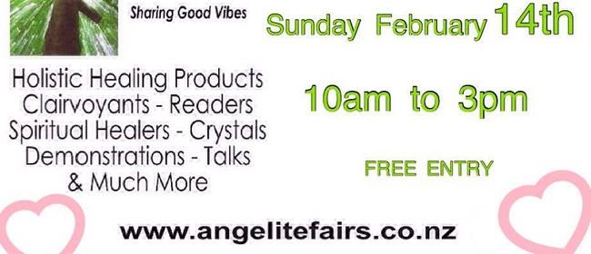 Angelite Holistic Fair