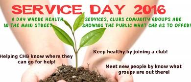 CHB Service Day (Community Day)