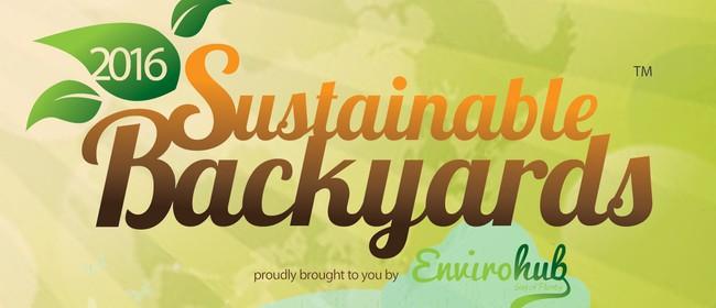 Sustainable Backyards