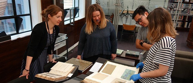 Effective Research: Tapping Into Museum Collections