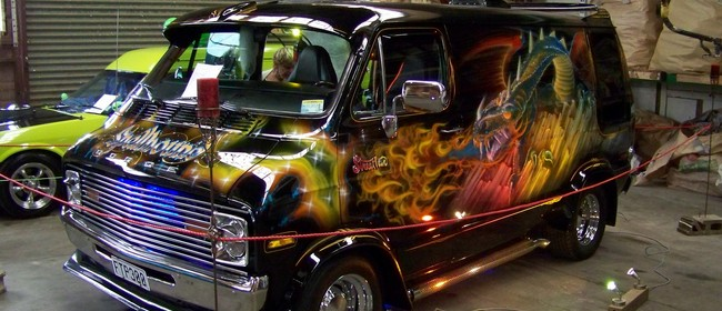 40th National Custom Van Show