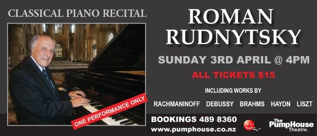 Roman Rudnytsky - Classical Piano Recital