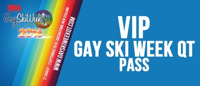 VIP Gay Ski Week QT Pass