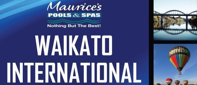 Maurice 39 s pools spas waikato international hamilton for International pool and spa show 2016