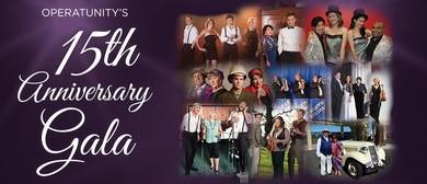 Operatunity's 15th Anniversary Gala
