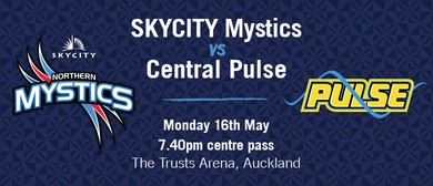 SKYCITY Mystics vs Central Pulse