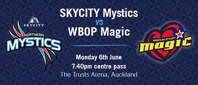 SKYCITY Mystics vs Cold Power Magic