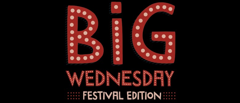 Big Wednesday - Late & Live