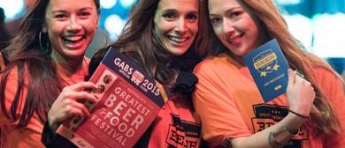 GABS Beer & Food Fest 2016