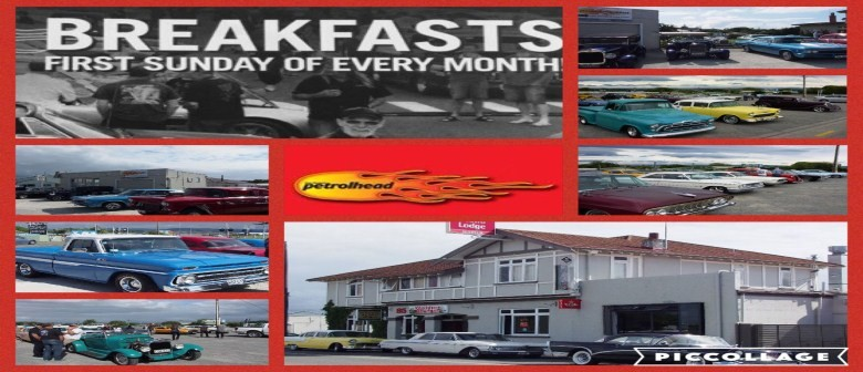 Petrol Head Breakfast
