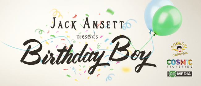 Jack Ansett - Birthday Boy