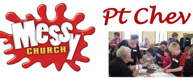Messy Church Pt Chev - March