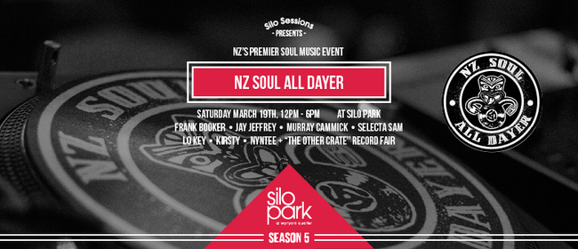 Silo Sessions Presents NZ Soul All Dayer