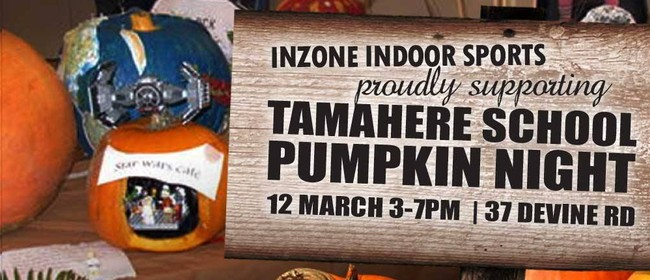 Tamahere School Pumpkin Night