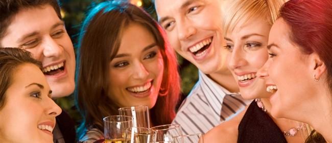 Men's Discount: Speed Date for Men & Women Age 45-60