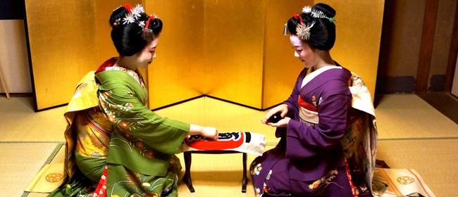 Jewels of Kyoto - Traditional Dance & Talk