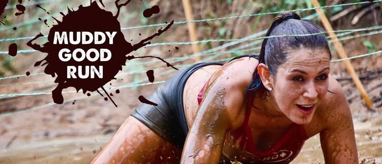 Muddy Good Run Christchurch.