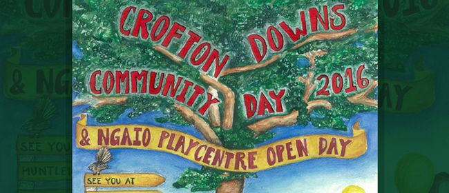 Crofton Downs Community Day & Ngaio Playcentre Open Day