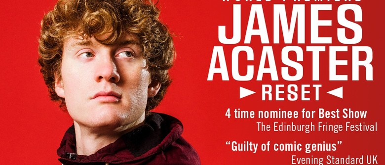 James Acaster: Reset