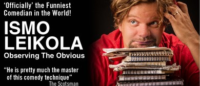 Ismo Leikola: Observing The Obvious