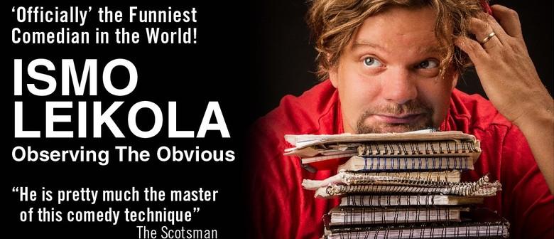Ismo Leikola: Observing The Obvious