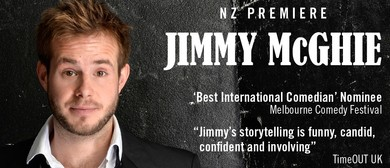 Jimmy McGhie: NZ Premiere Season