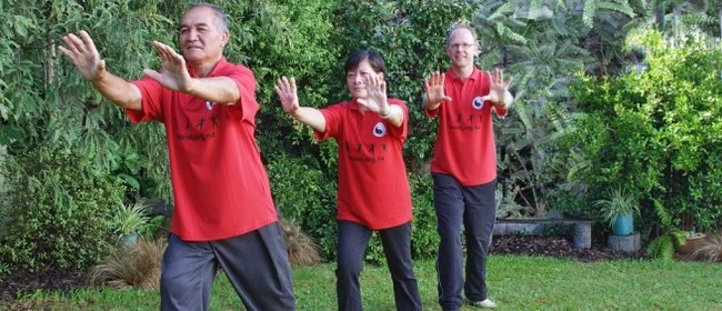 Morning Tai Chi