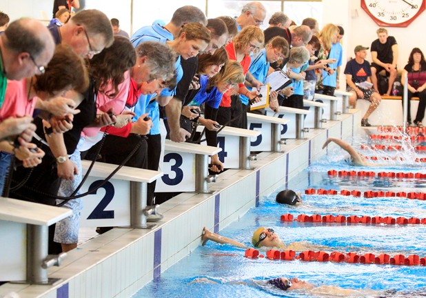 Swimming Have A Go Fun Races For Primary School Swimmers Blenheim Eventfinda