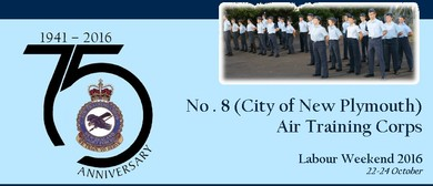 No 8 Squadron Air Training Corps 75th Jubilee