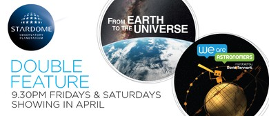 Double Feature - From Earth to the Universe/We Are Aliens