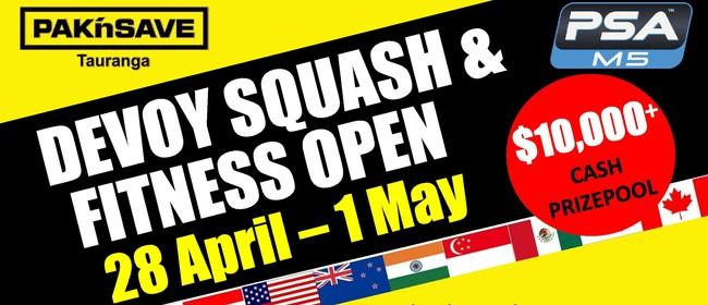 Devoy Squash & Fitness Open PSA