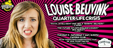 Louise Beuvink: Quarter-life Crisis
