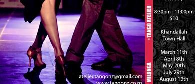 Tango - Khandallah Milonga (Social Tango Dance)