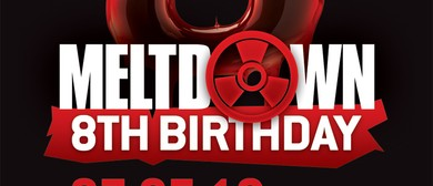 Meltdown's 8th Birthday Celebration!