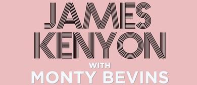 James Kenyon and Monty Bevins