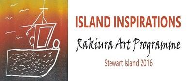 Island Inspirations Rakiura Art Programme