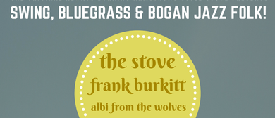 The Stove, Frank Burkitt, Albi from The Wolves