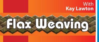 Beginners Flax Weaving Gore