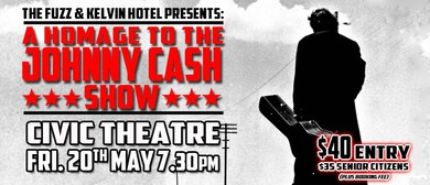 "A Homage to ""The Johnny Cash Show"""
