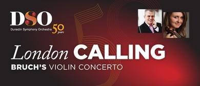 Dunedin Symphony Orchestra - 'London Calling'