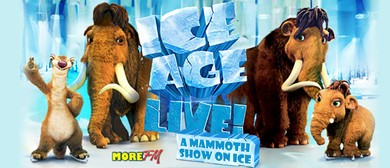 Ice Age Live: A Mammoth Show on Ice