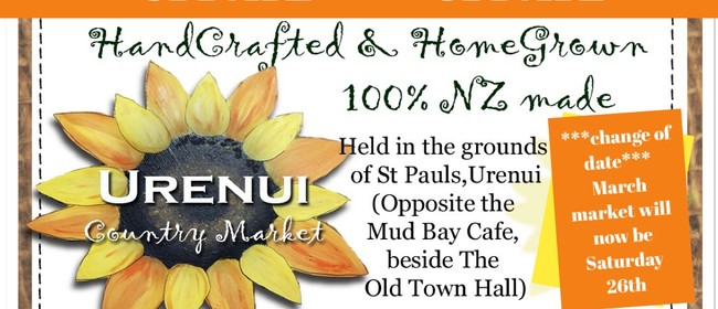 Urenui Country Market