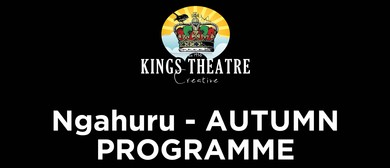 Kings Theatre Creative Autumn Programme