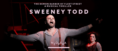 NZ Opera presents: Sweeney Todd
