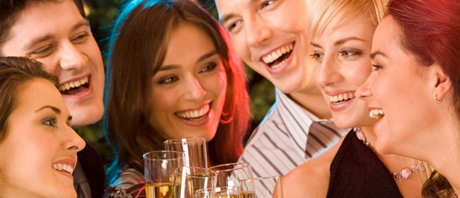 Mens Discount: Speed Date for Men & Women Age 40 - 50