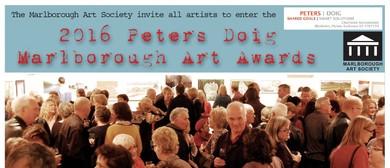 2016 Peters Doig Marlborough Art Awards
