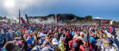 Tarawera Trail Marathon and 50km Run/Walk